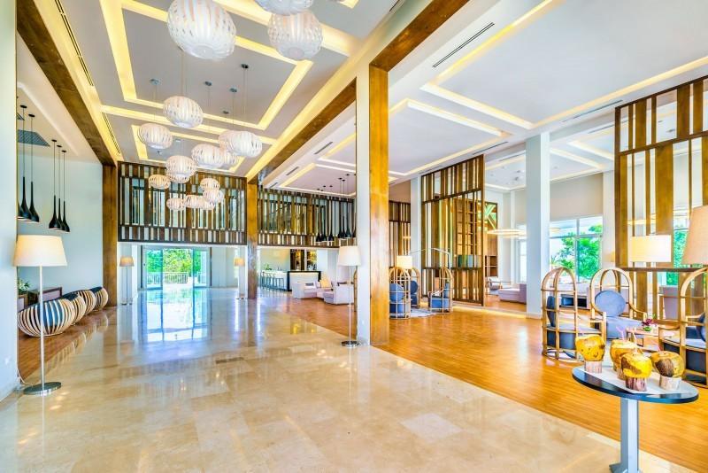 Paradisus Los Cayos Hotel Royal Service Lobby