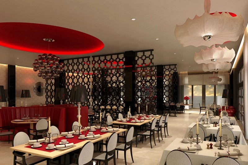 Paradisus Los Cayos Hotel Signature Restaurant