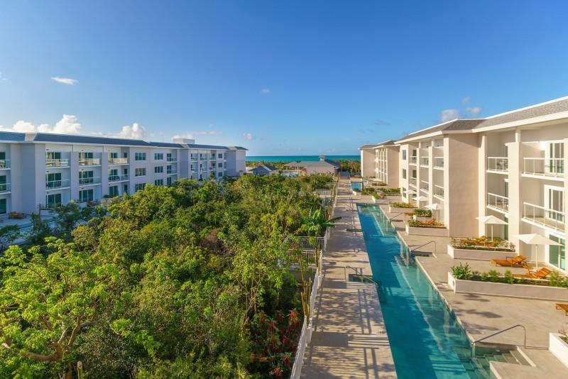 Paradisus Los Cayos Hotel Swim up Pool