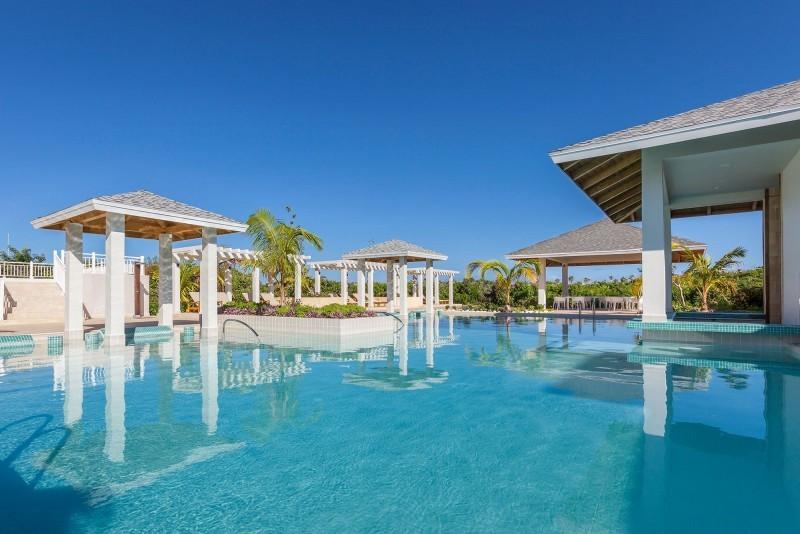 Paradisus Los Cayos Hotel Swimming Pool