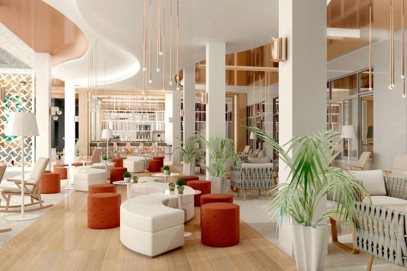 Paradisus Los Cayos Hotel Terrace Bar