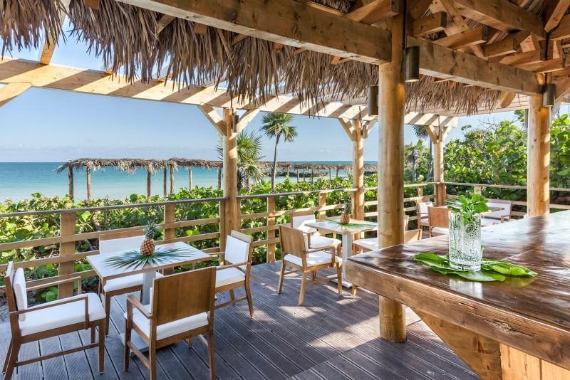 Paradisus Los Cayos Hotel The Reserve Beach Bar