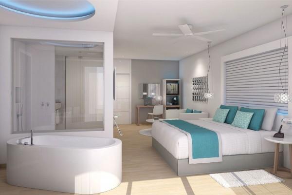 Paradisus Los Cayos Hotel The Reserve Junior Suite Swim-Up Rooms