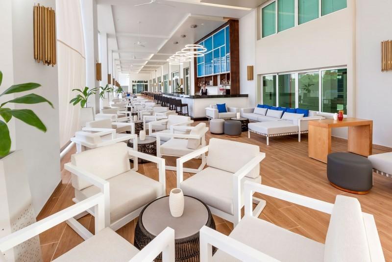 Paradisus Los Cayos Hotel The Reserve Lobby Bar