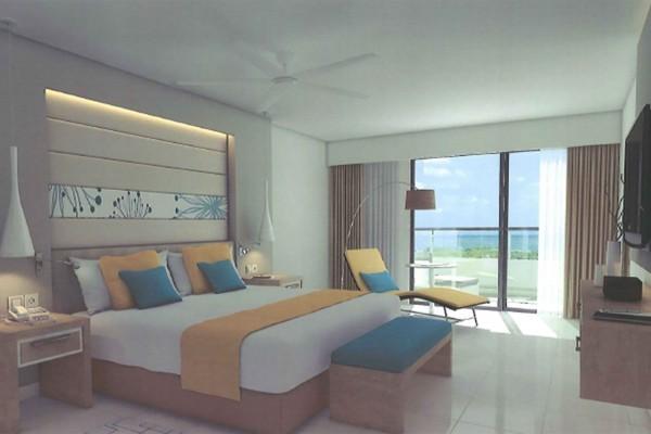 Dhawa Cayo Santa Maria Deluxe Premium Room Ocean View