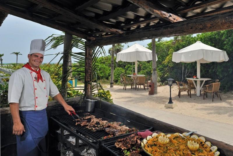 Melia Cayo Santa Maria Garden Restaurant