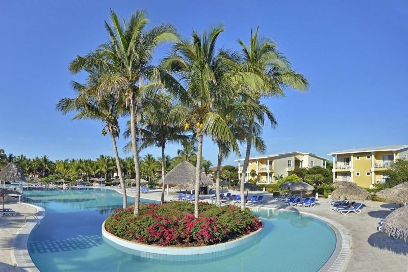 Melia Cayo Santa Maria Hotel View From Pool