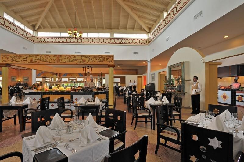 Melia Cayo Santa Maria Main Buffet Restaurant