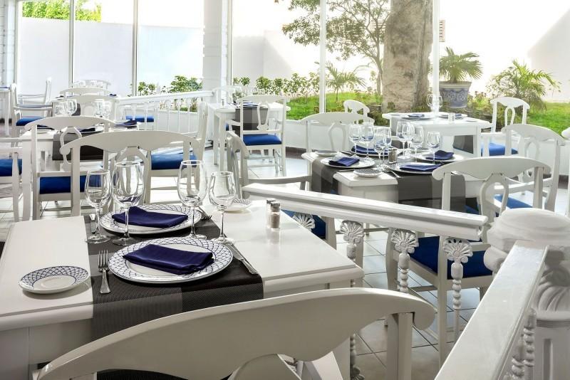 Melia Cayo Santa Maria Mediterranean Restaurant