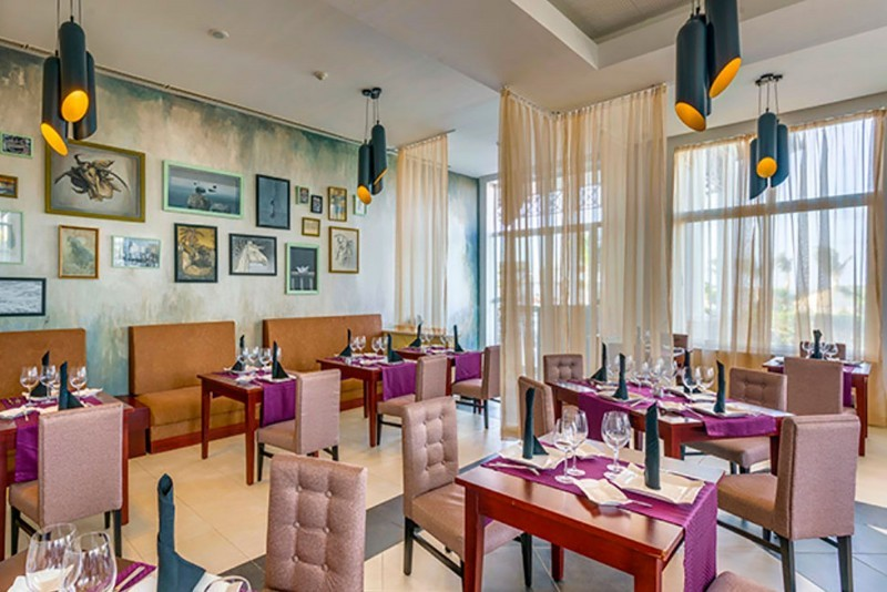 Royalton Cayo Santa Maria Senses Restaurant