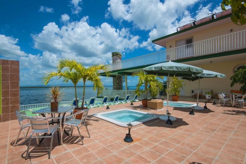 Jagua Hotel Cienfuegos Casa Perla Outdoor Pool