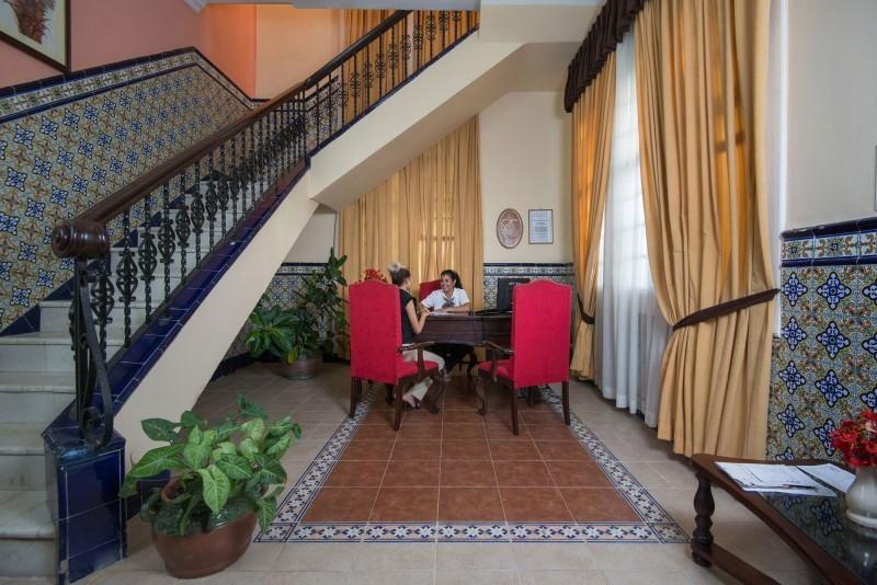 Jagua Hotel Cienfuegos Casa Verde Lobby