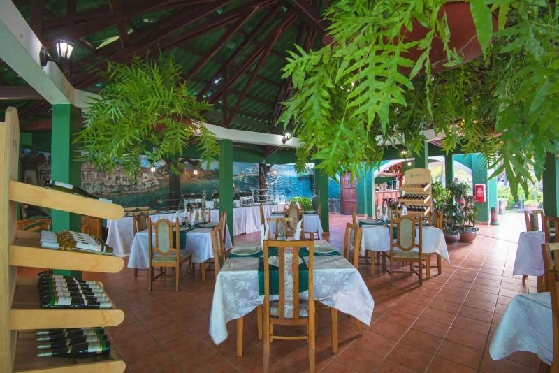 Jagua Hotel Cienfuegos Casa Verde Restaurant