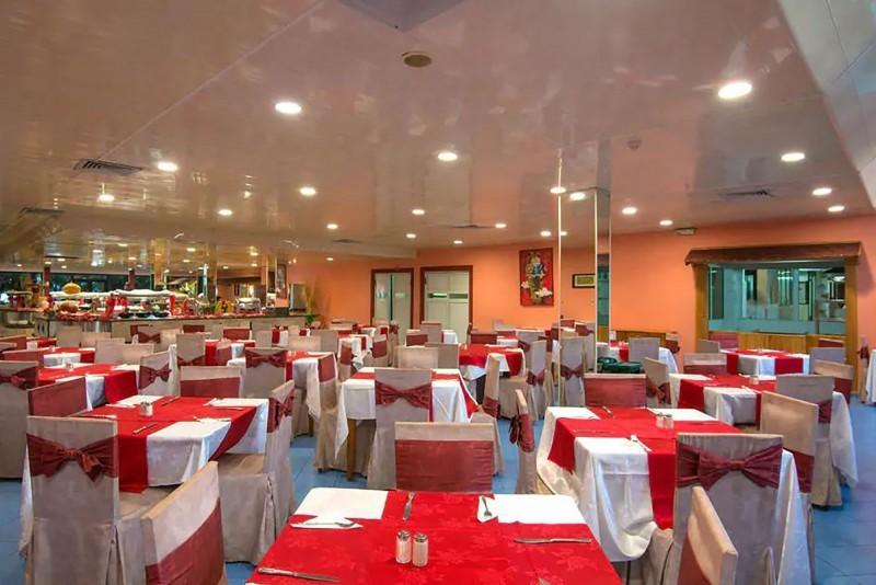 Jagua Hotel Havana Escambray Restaurant