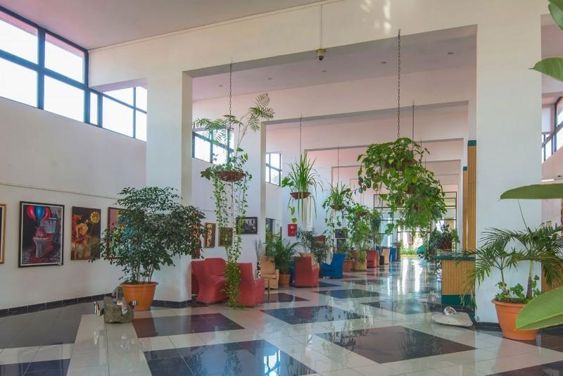 Jagua Hotel Cienfuegos Hotel Lobby