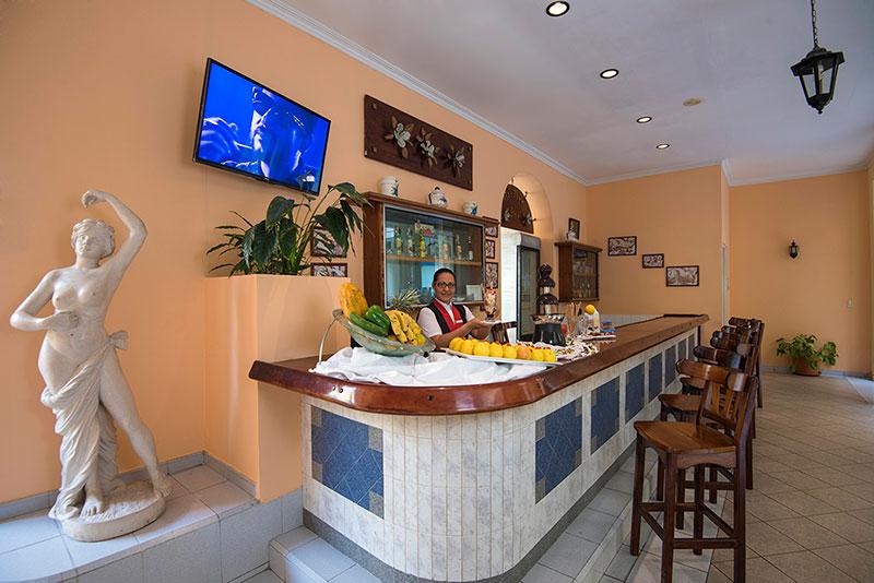 La Union Hotel, Cienfuegos, Cuba hotel bar