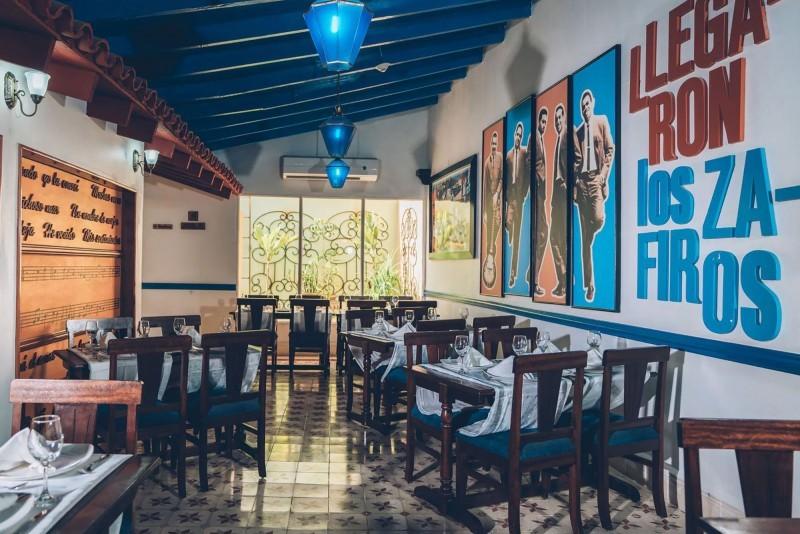 Blue Cha Cha Cha Restaurant
