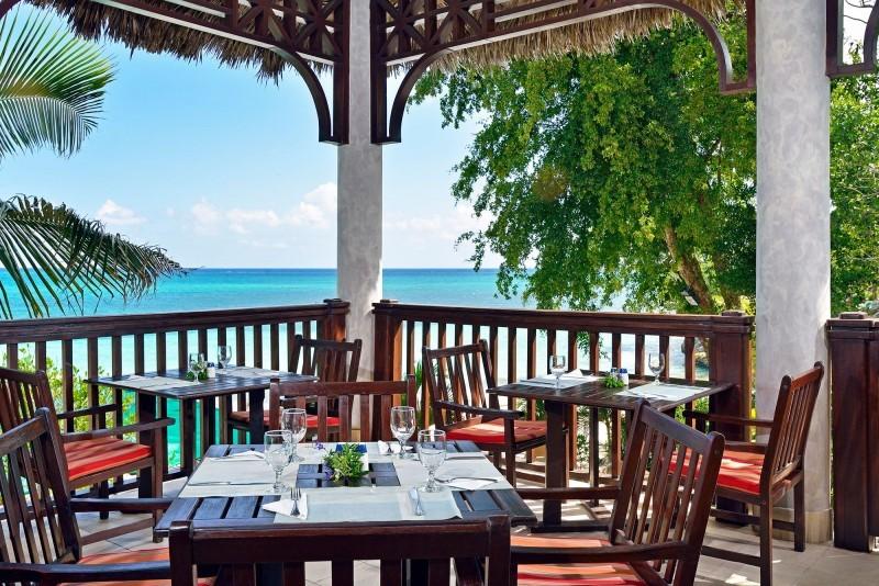 Paradisus Rio de Oro Beach Restaurant
