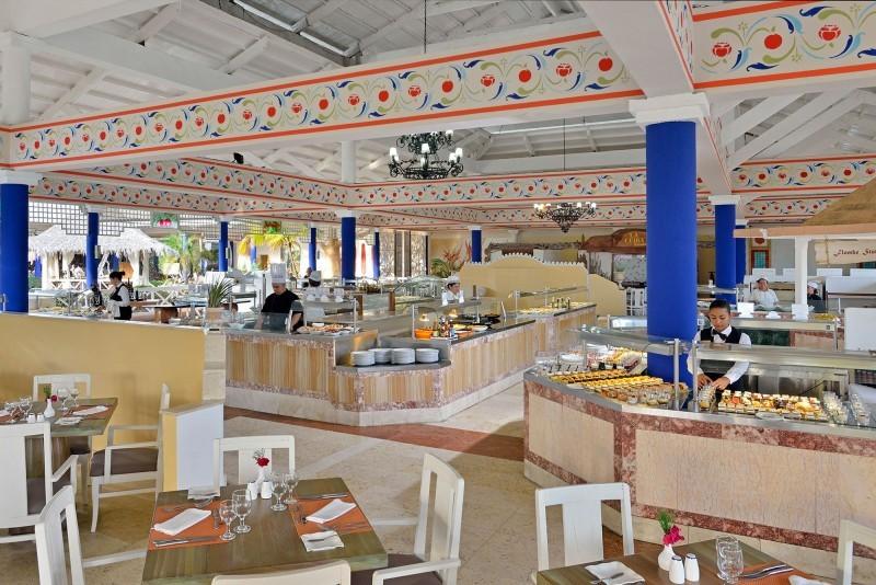 Paradisus Rio de Oro Buffet Restaurant
