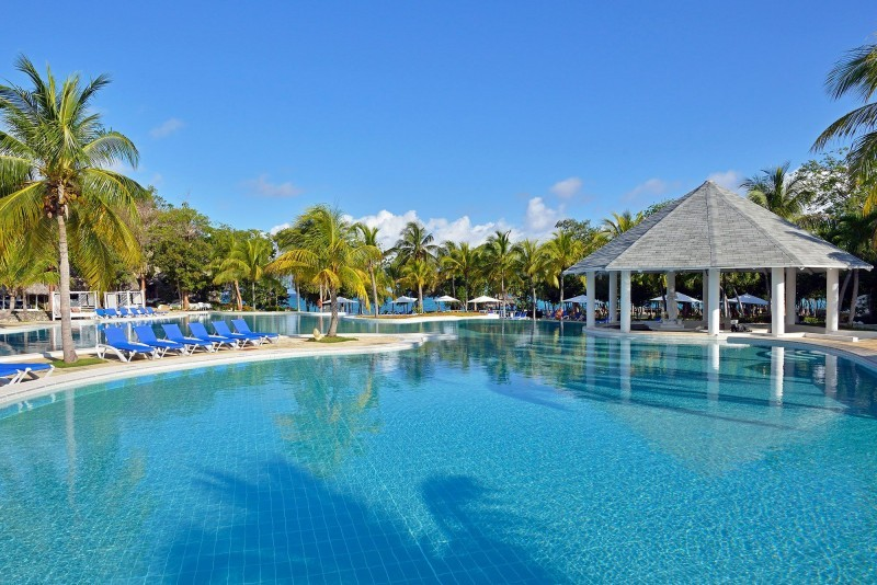 Paradisus Rio de Oro, Guardalavaca pool view