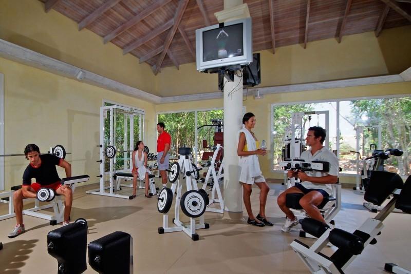 Paradisus Rio de Oro La Gymnasium