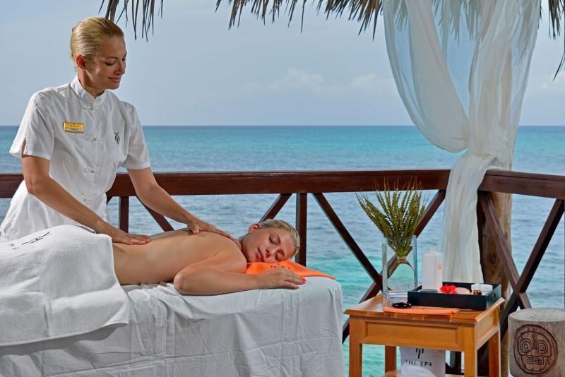 Paradisus Rio de Oro La Spa Massage