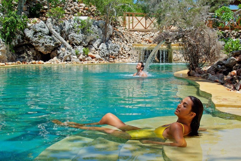 Paradisus Rio de Oro La Spa Pool