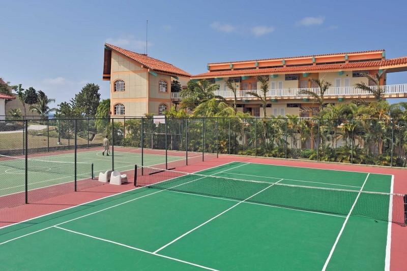 Sol Rio Luna Mares Tennis Courts