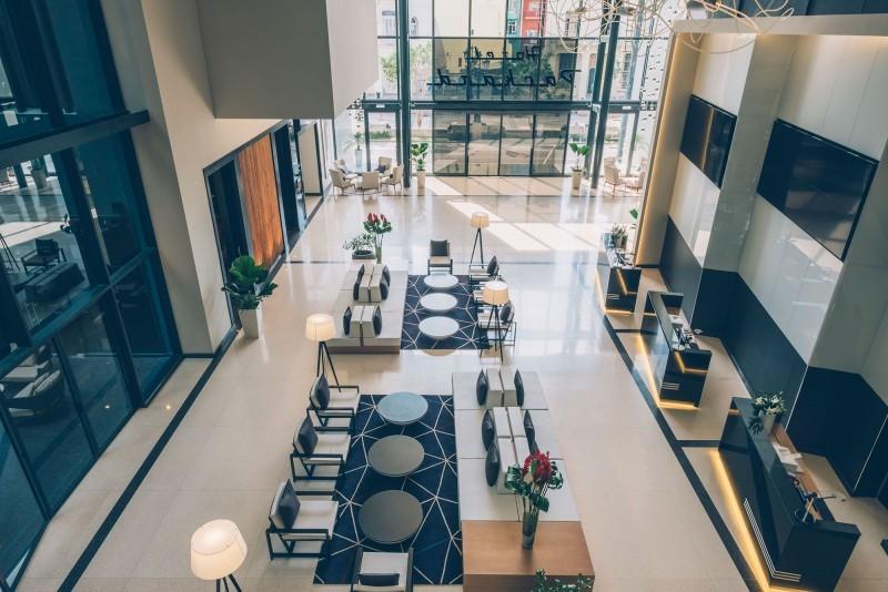 Grand Packard Hotel Havana Hotel Lobby