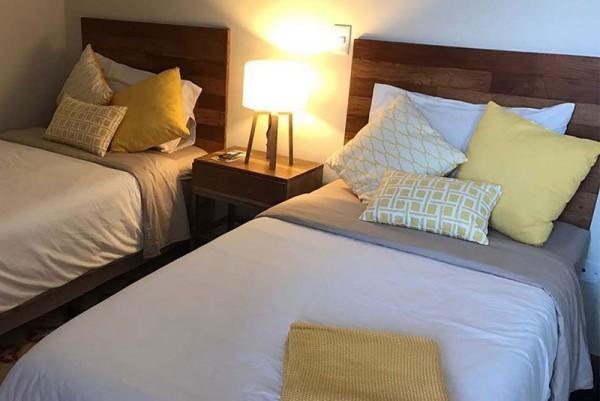 El Madero Havana twin bedroom