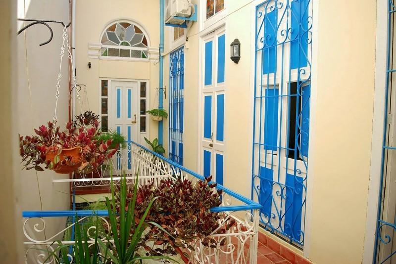 Havana 19 Havana internal patio