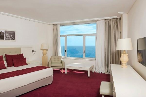 Habana Riviera by Iberostar double bedroom
