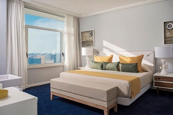 Habana Riviera by Iberostar junior suite bedroom