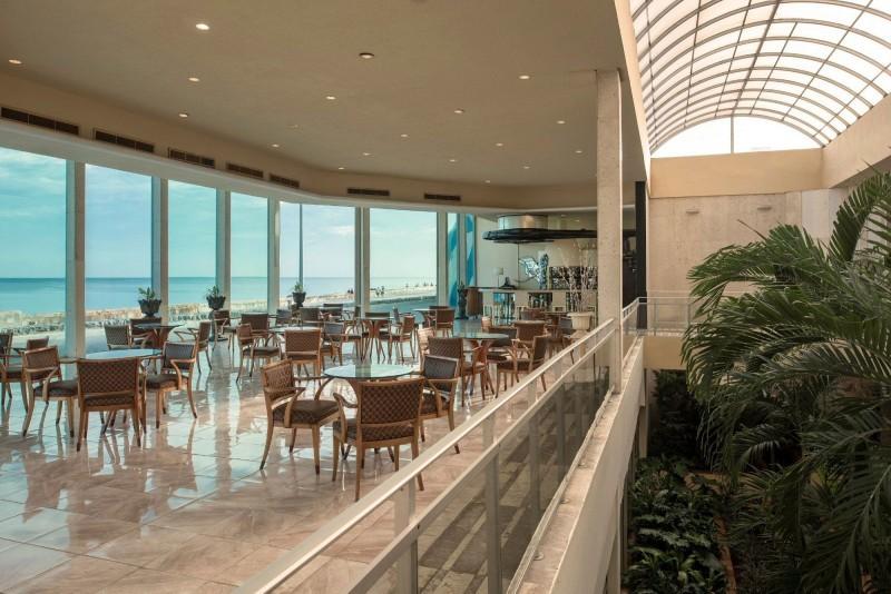 Habana Riviera by Iberostar lobby and piano bar