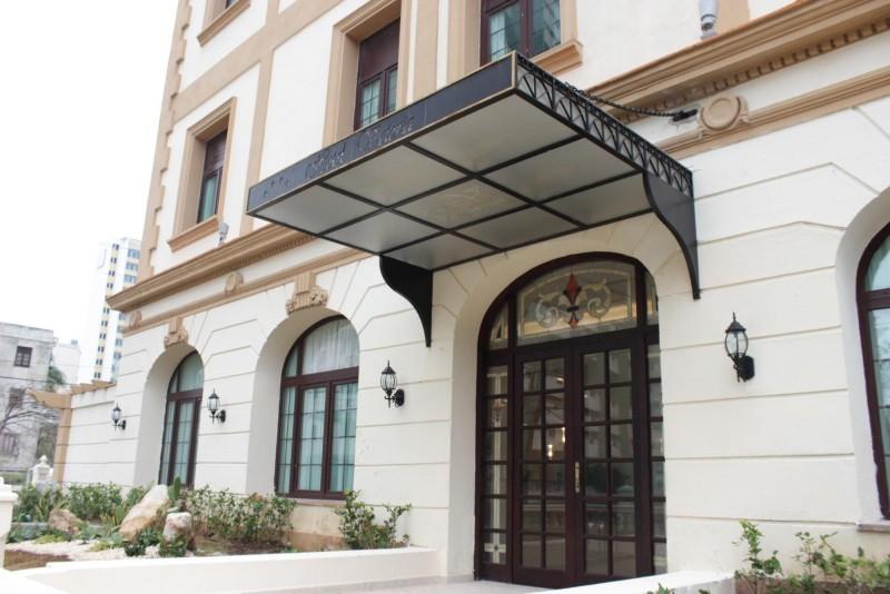 Hotel Victoria Havana external view of hotel