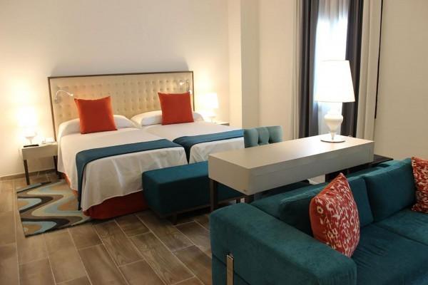 Hotel Victoria Havana junior suite