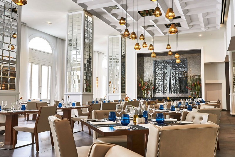 Kempinski Hotel Havana Confluencias restaurant