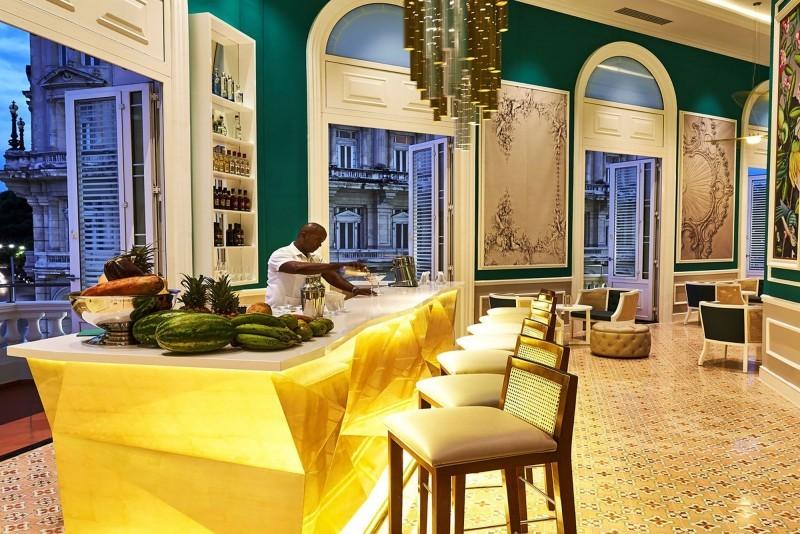 Kempinski Hotel Havana Constante bar