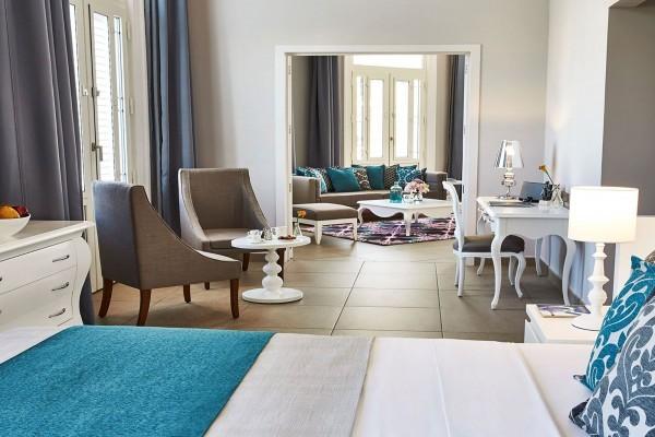 Kempinski Hotel Havana Esquina suite bedroom