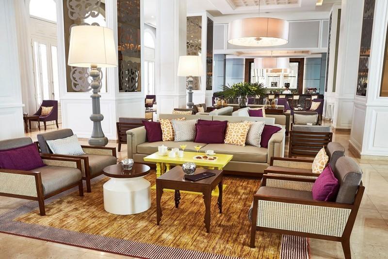 Kempinski Hotel Havana lobby bar