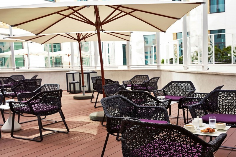 Kempinski Hotel Havana lobby bar terrace