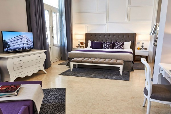 Kempinski Hotel Havana presidential suite bedroom