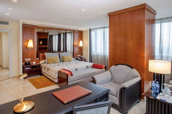 Melia Cohiba Havana Junior Suite Room