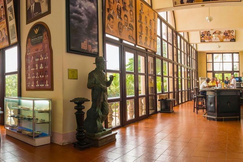 Hotel Nacional Havana Hall of Fame Bar