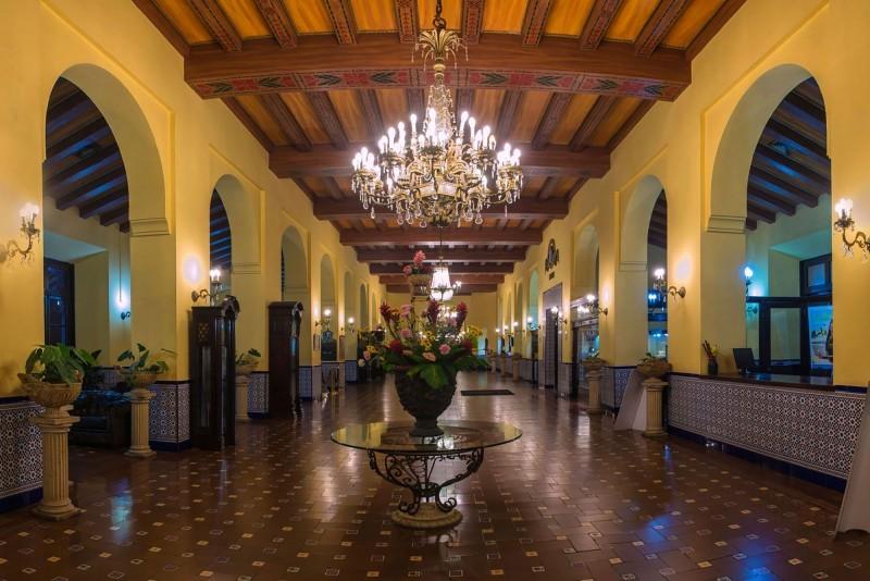 Hotel Nacional Havana Hotel Lobby