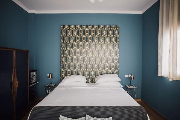 Paseo 206 Rooftop Suite Bedroom