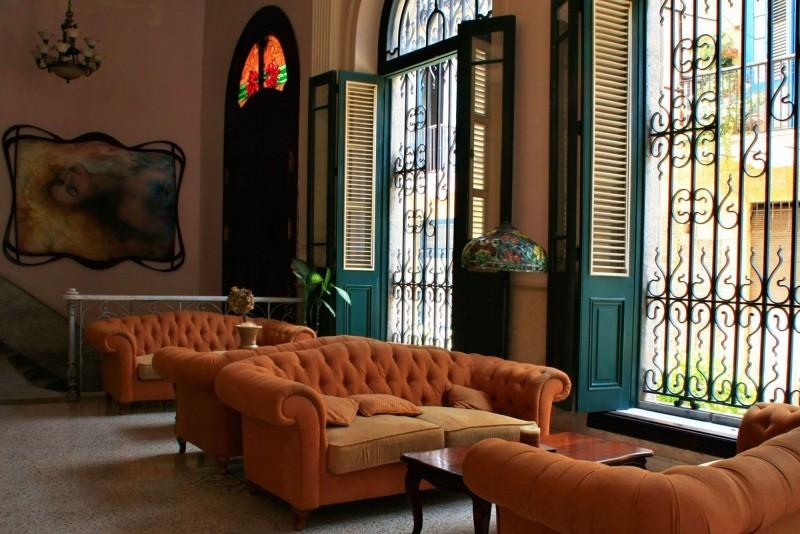 Hotel Raquel Havana Lounge