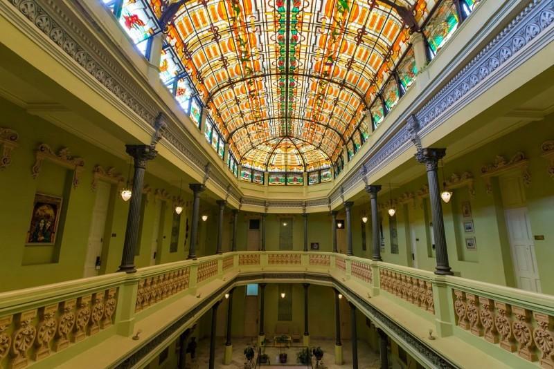 Hotel Raquel Havana Main Lobby