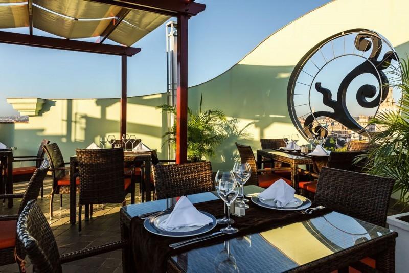 Saratoga Hotel Havana Hotel Restaurante Piscina Mirador Detalles