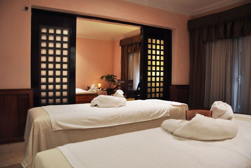 Saratoga Hotel Havana Hotel Spa and Massage